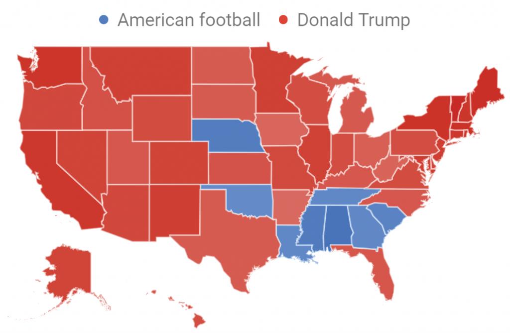 Trump Versus American Football
