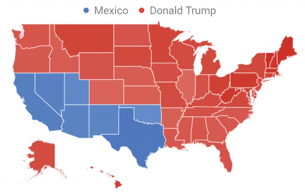 Trump Versus Mexico
