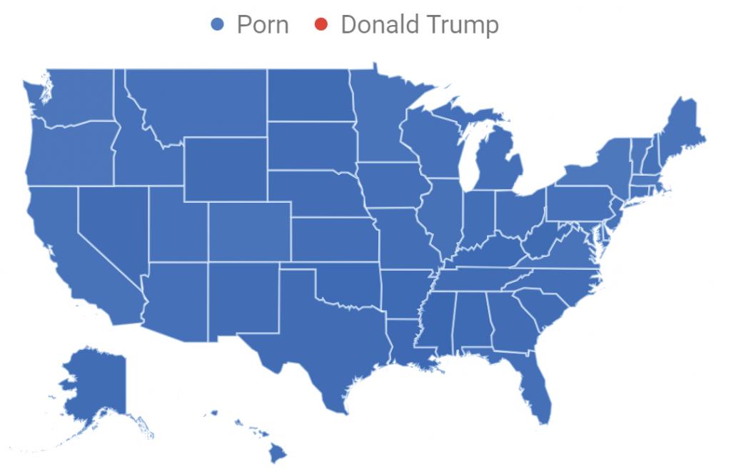Trump Versus Porn