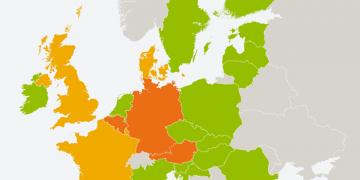 EU countries stance towards Turkey's accession to EU