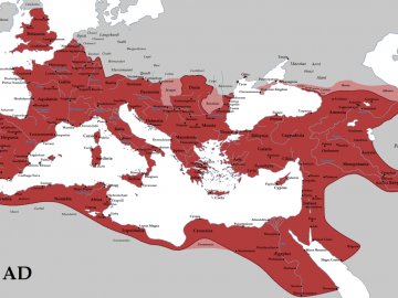 Roman Empire at its heights